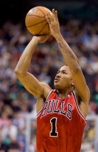 Rose vem sendo o destaque do Bulls (Photo by Melissa Majchrzak/NBAE via Getty Images)
