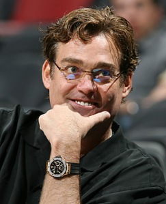 RC Buford, General Manager do Spurs