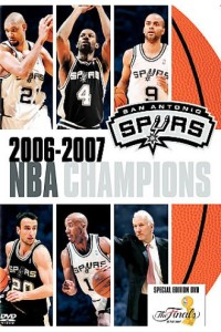 DVD do titulo será prêmio para comemorar aniversário do Spurs Brasil (Divulgação)