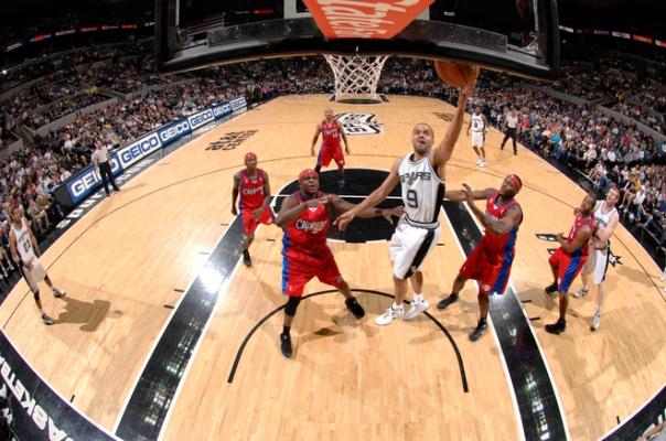 Parker pode atingir dez mil pontos pelo Spurs nesta noite (Getty Images)