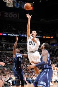 Rodado na NBA, Gooden faz boa passagem por San Antonio