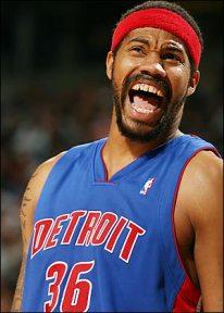 Segundo dirigente, Rasheed mantém boas relações com o Pistons
