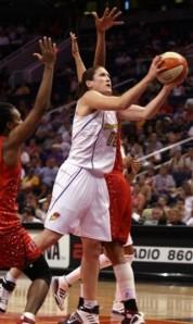 Snell com a camisa do Phoenix; título merecido na temporada 2007