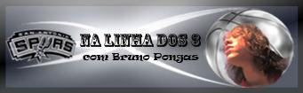 SPURS - NA LINHA DOS 3 - NOVO