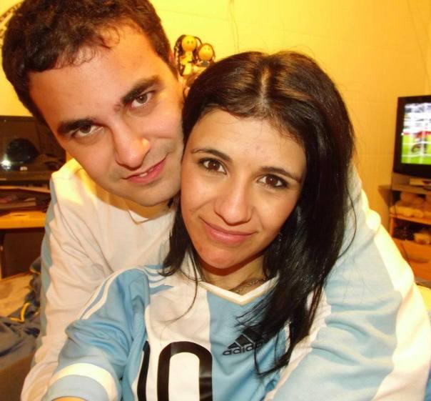 Matheus e Patrícia estão juntos há mais de um mês (Arquivo Pessoal)