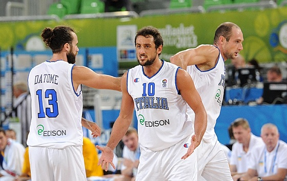 Não deu, Azzurra! (FIBA Europe/Castoria/De Massis)