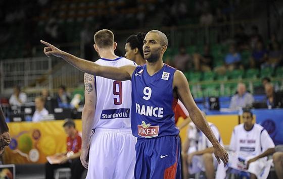Parker se destacou pela França (Fiba Europe/Castoria/Bellenger)