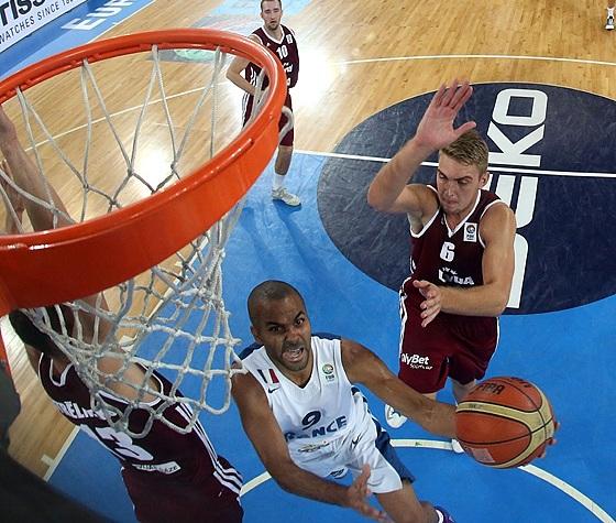 Que moral, Parker! (FIBA Europe/Elio Castoria)
