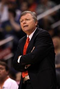 Dan Hughes, técnico do San Antonio Stars (Divulgação)
