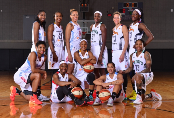 Elenco do Leste, campeão do All-Star Game da WNBA (Phoenix Mercury)