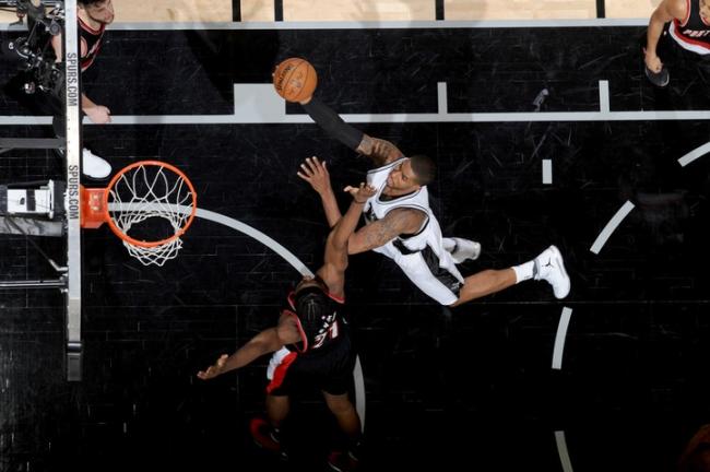 Portland Trail Blazers v San Antonio Spurs