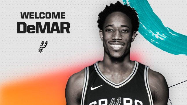 Welcome DeMar