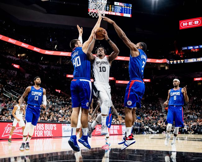 San Antonio Spurs v. Los Angeles Clippers